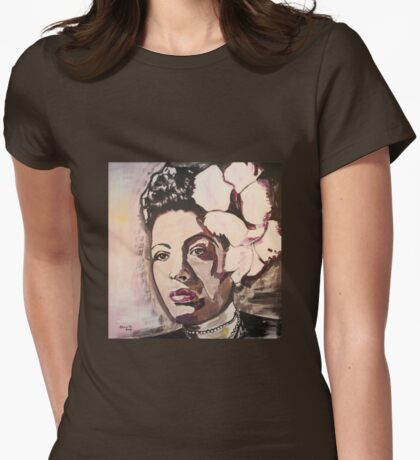 All of Me Womens Fitted T-Shirt