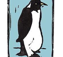 Penguin by Wendy Howarth
