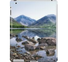And There Was Peace... iPad Case/Skin