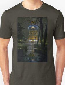 Water Tower At Night 2 Unisex T-Shirt