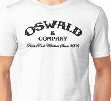 Oswald CBGB Black Unisex T-Shirt