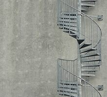 Stairs... by Nuh Sarche