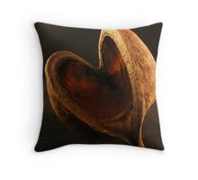 Natures love..... Throw Pillow