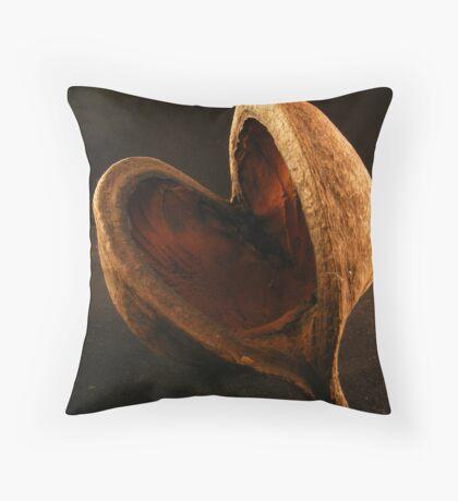 Natures love..... Throw Pillow