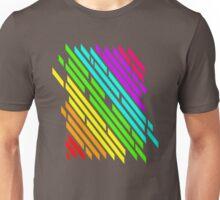 Coloured Lines Unisex T-Shirt
