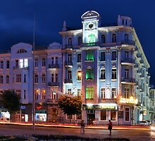 Soborna street Vinnitsa 2 by fine