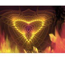 Burning desire Photographic Print