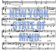 New York State of Mind by tadvani