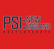 Deflate Gate - PSI: New England by bestnevermade