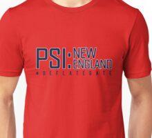 Deflate Gate - PSI: New England Unisex T-Shirt