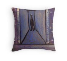A passage to nowhere Throw Pillow
