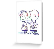 Ain't no time to hate Greeting Card