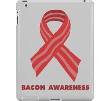 Bacon Awareness iPad Case/Skin