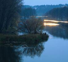 Tyutiki bridge by fine