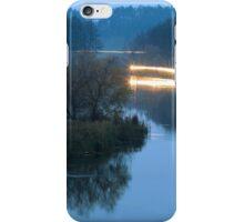 Tyutiki bridge iPhone Case/Skin