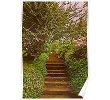 Stairway To Wherever Poster