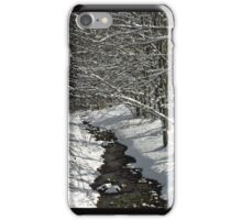 A Creek Runs Through It. iPhone Case/Skin
