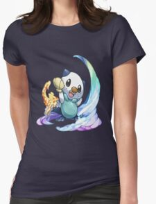 Oshawott Womens Fitted T-Shirt