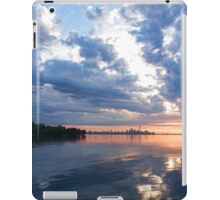Blue Morning Zen - Toronto Skyline Impressions iPad Case/Skin