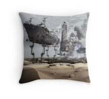 Dehydration Throw Pillow