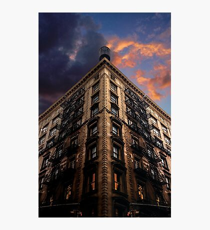 Madison Ave Photographic Print
