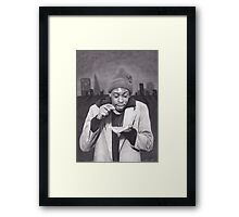 Tyrone Biggums (Dave Chappelle) in the Tenderloin Framed Print