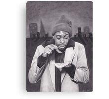 Tyrone Biggums (Dave Chappelle) in the Tenderloin Canvas Print