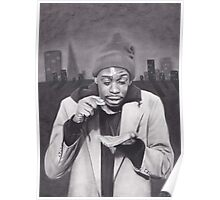 Tyrone Biggums (Dave Chappelle) in the Tenderloin Poster