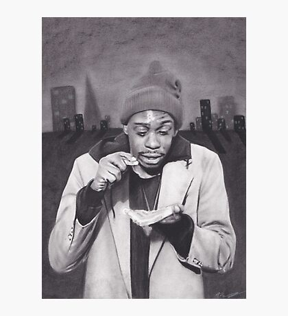 Tyrone Biggums (Dave Chappelle) in the Tenderloin Photographic Print