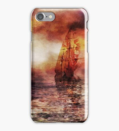 Departure iPhone Case/Skin
