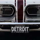 '67 Barracuda Made in Detroit. by dlhedberg