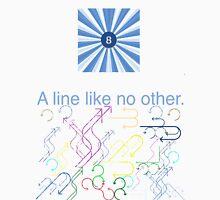 8 Line Unisex T-Shirt