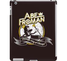Abe Froman - Sausage King Chicago iPad Case/Skin