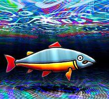 the fish by Calgacus