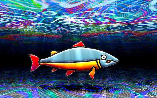 the fish by Matthew Scotland