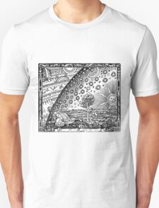 Antique Illustration Renaissance Astronomy Unisex T-Shirt