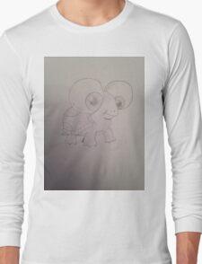 Dono reptile  Long Sleeve T-Shirt