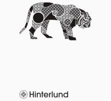 sumatran tiger profile One Piece - Short Sleeve