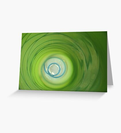 Sea Snail Greeting Card
