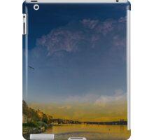 Sunset at Shore Drive iPad Case/Skin