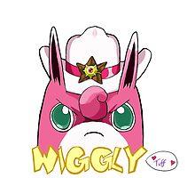 Sheriff Wigglytuff by CakeBatter