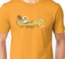 Volkswagen Kombi Tee shirt - 71 Surf Unisex T-Shirt