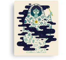 The Magician: Enchantment Canvas Print