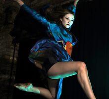 Dancer in Flight by Stuart Blythe
