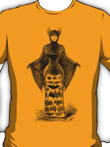 Antique Bat Lady T-Shirt