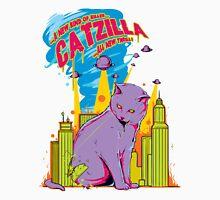 A New kind of killer CATZILLA...all new thrills Unisex T-Shirt