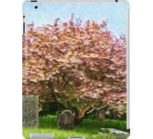 St Levan Churchyard - Impressions iPad Case/Skin