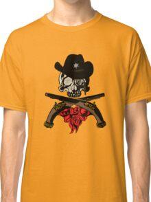 Cowboy Skull Classic T-Shirt