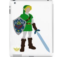 The Legend of Zelda | Minimalist Link iPad Case/Skin