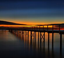 Sorrento Sunrise  by Sue Wickham